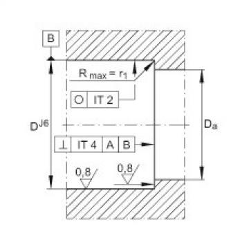 FAG Axial-Schrägkugellager - 7602020-TVP