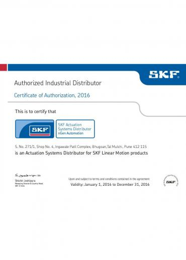 Authorized Industrial Distributor